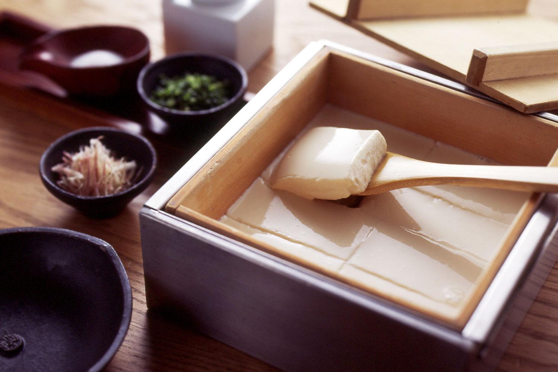 名物 空野豆腐
