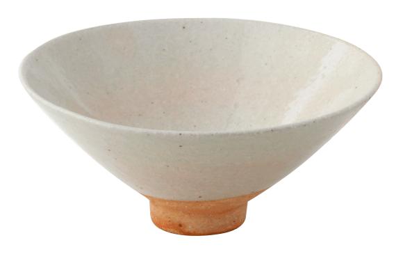 TOU茶碗 - 並白