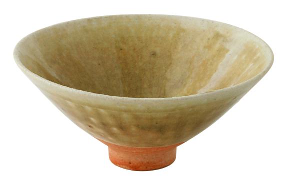 TOU茶碗 - 鶯釉